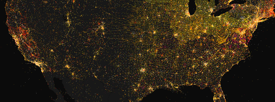 Mapping Wikipedia
