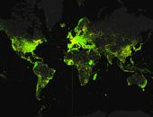 Mapping Wikipedia - French